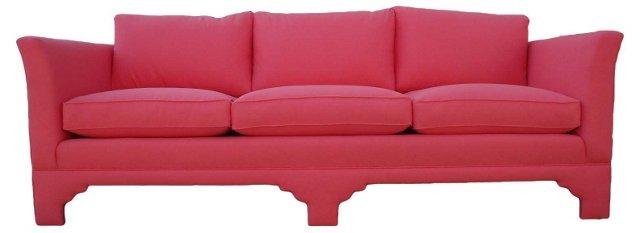 Weiman/Warren Lloyd Asian-Inspired Sofa