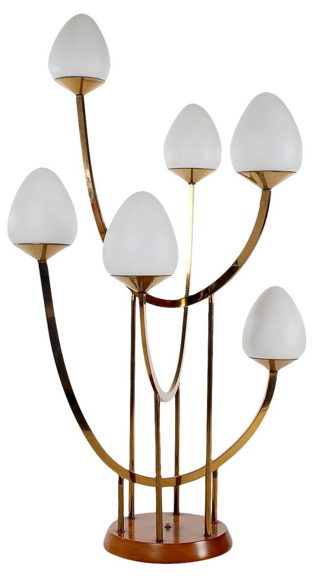 Midcentury Table Lamp