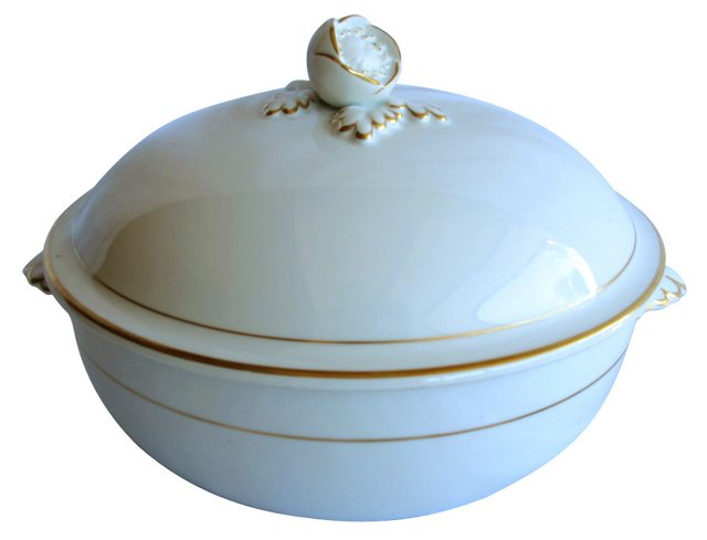 Royal Worcester   Covered Dish