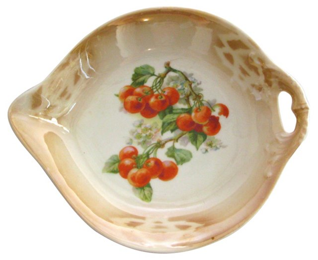 Luster Berry Dish
