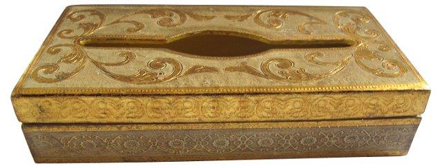 Italian Florentine Tissue   Box