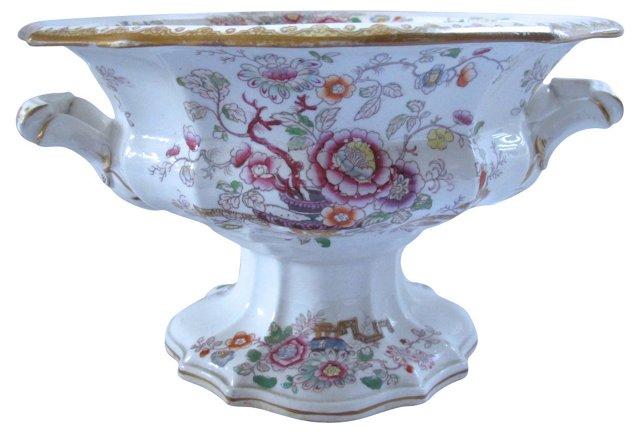 Staffordshire Centerpiece Bowl, C. 1850