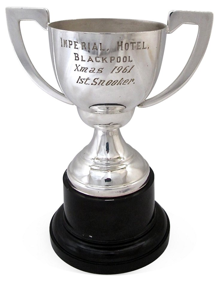 Imperial Hotel Snooker Trophy, 1961