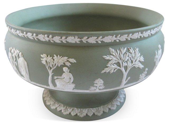 1960s Wedgwood Jasperware Serving Bowl