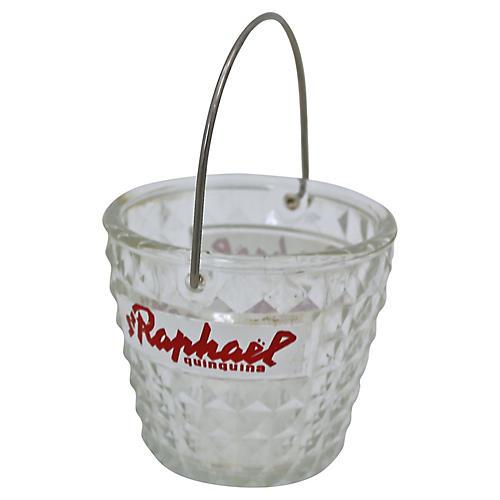 French Bistro Aperitif Ice Bucket
