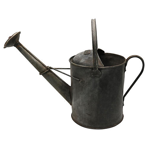One Gallon English Watering Can