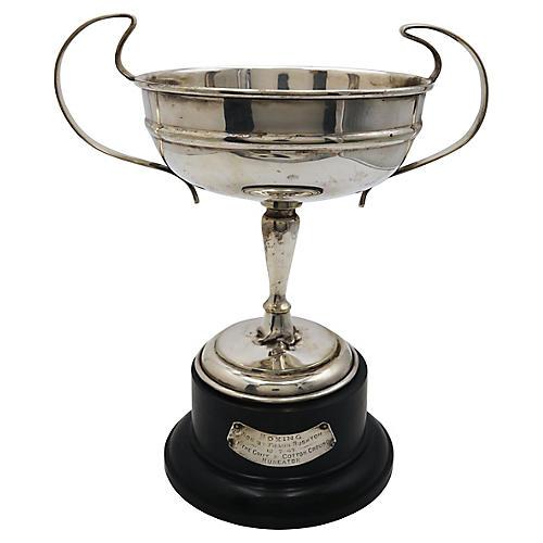 1947 English Boxing Club Trophy