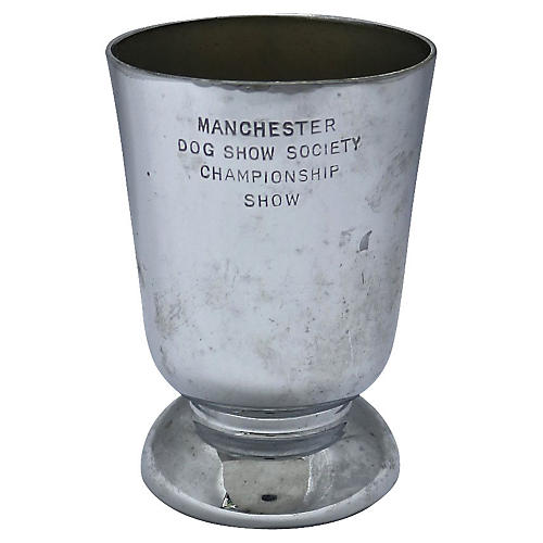 Manchester Dog Show Trophy