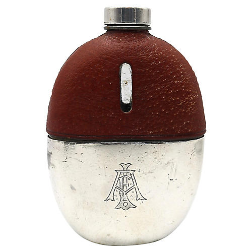 English Dixon Hip Flask