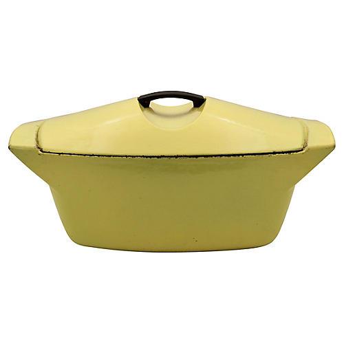 1958 Raymond Loewy Le Creuset Pan