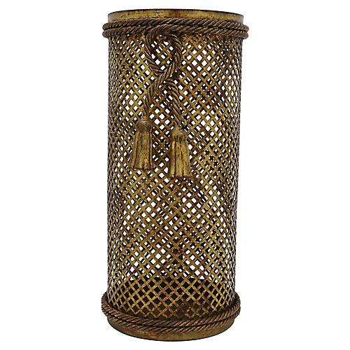 Mid-Century Italian Cane/Umbrella Stand
