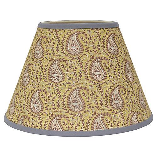 Vintage English Pendant or Lampshade