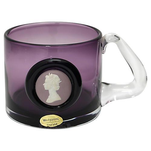 Wedgwood Queen Elizabeth Jubilee Mug