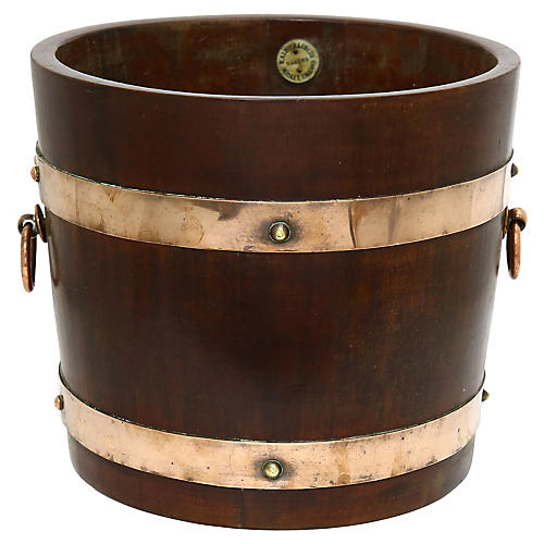 English Copper-Banded Bucket