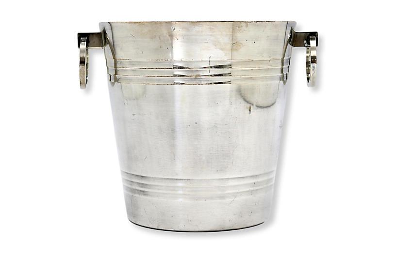 1930s French St. Medard Champagne Bucket