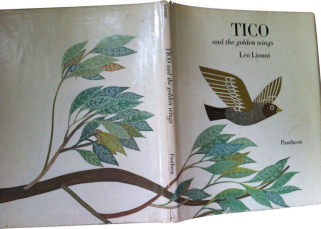 Tico & the Golden Wings, Signed