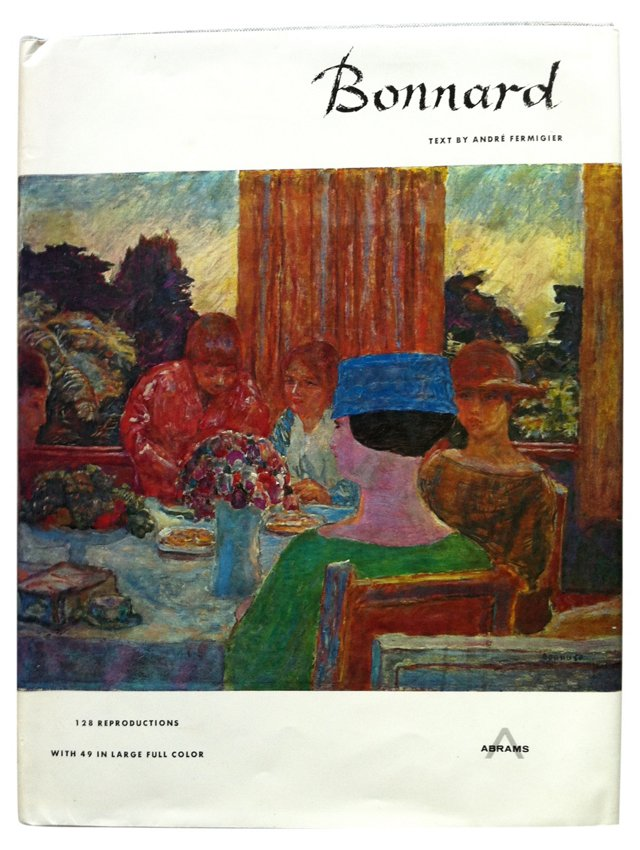 Library of Great Painters: Bonnard