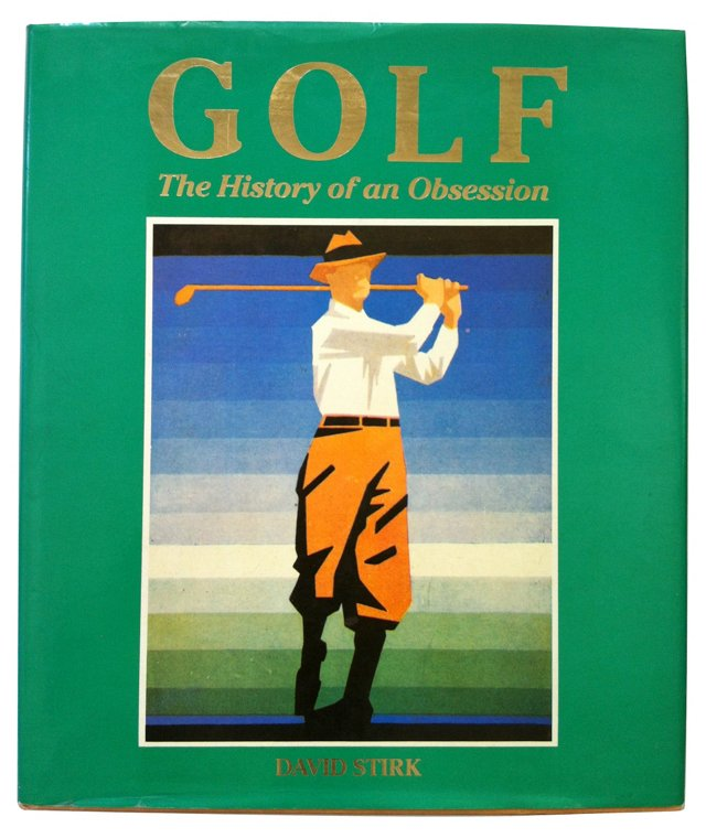 Golf:  History of an Obsession