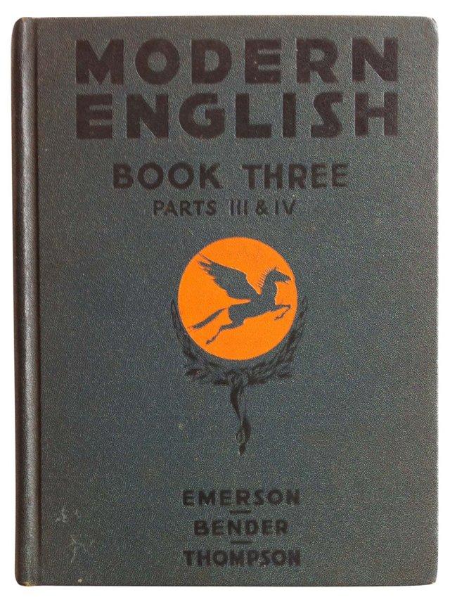 Modern English, Kate Seredy 1932