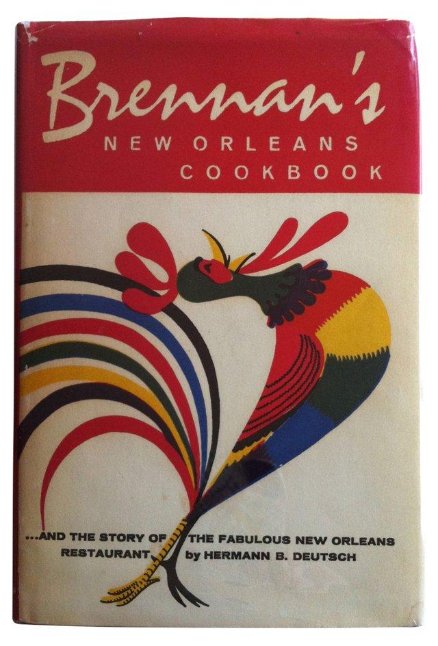 Brennan's NOLA Cookbook, 1964