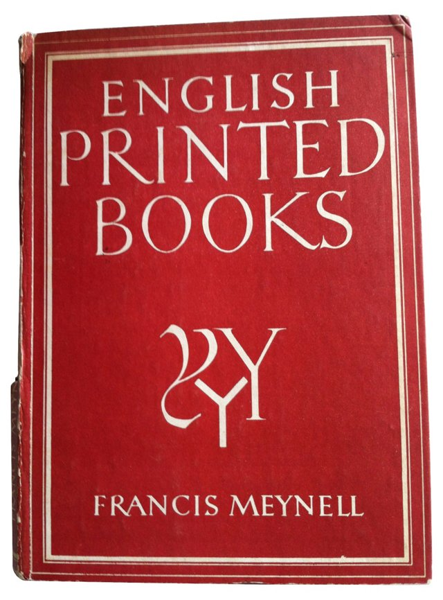 English Printed Books, 1948