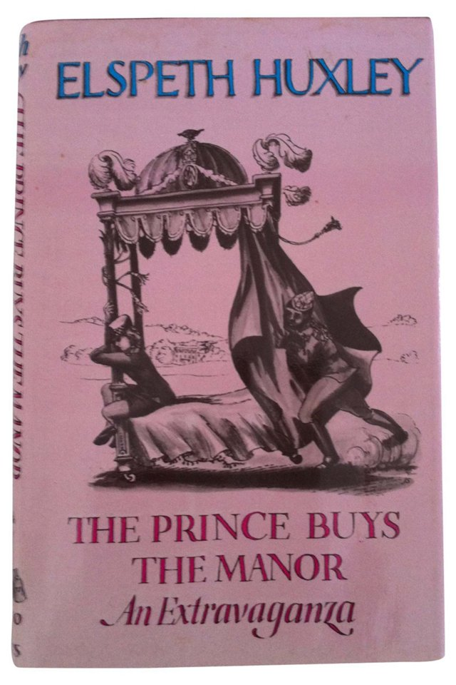 The Prince Buys the Manor