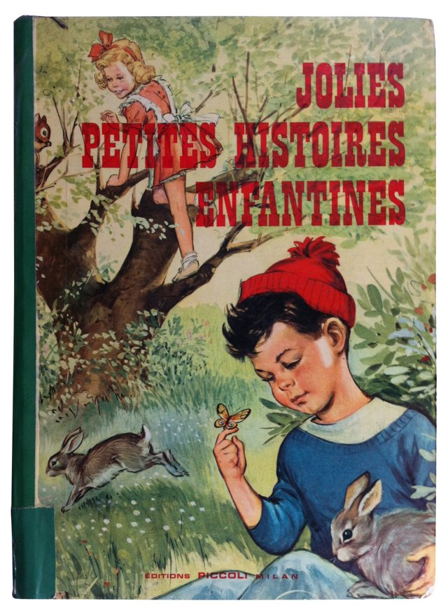 Jolies Petites Histoires Enfantines 1963
