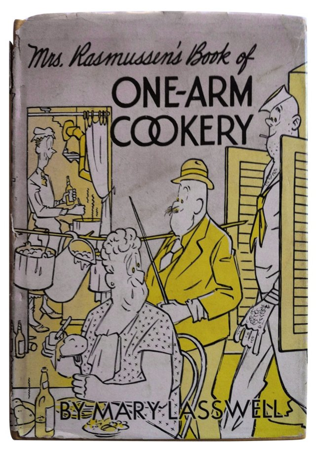 One-Arm Cookery, 1946