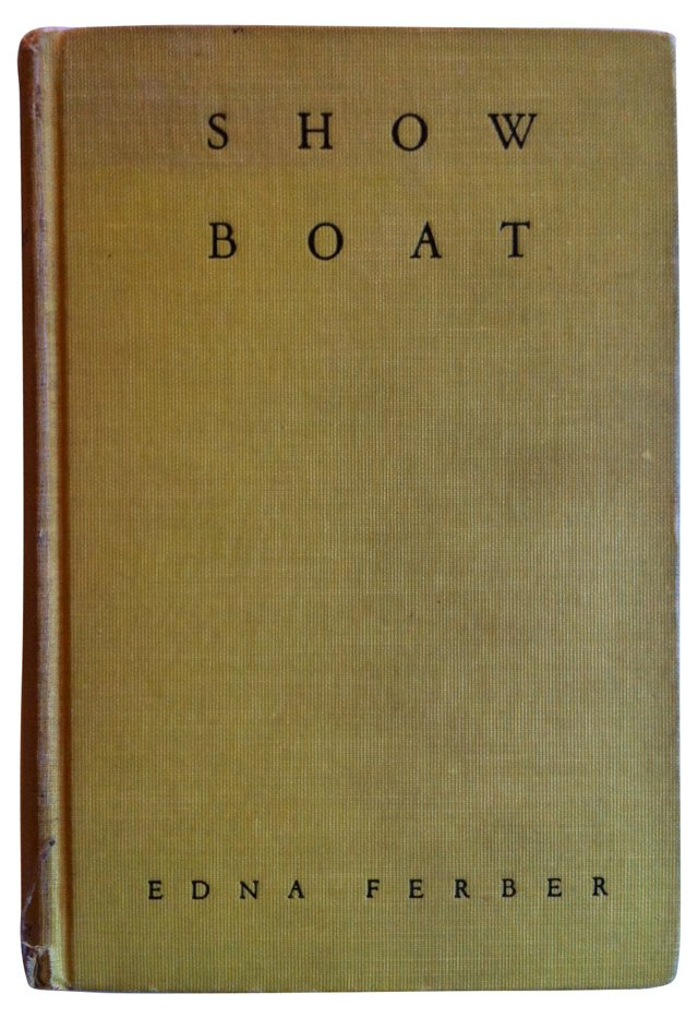 Show Boat, 1st Edition