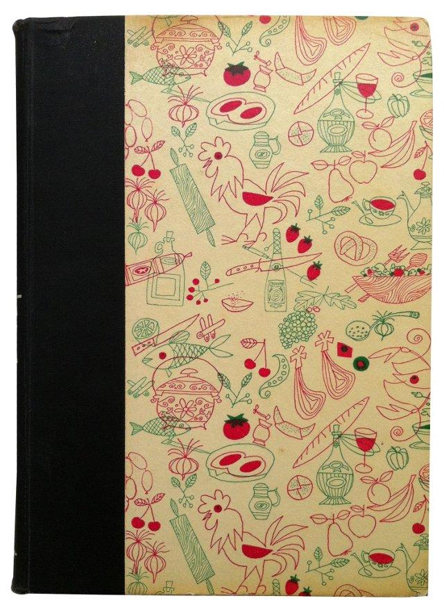 The Esquire Cookbook, 1st Ed 1955