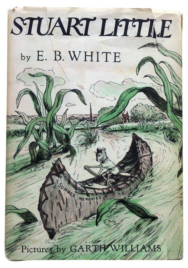 Stuart Little, Early Edition