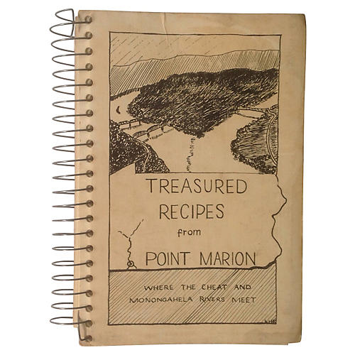 Treasured Recipes from Point Marion