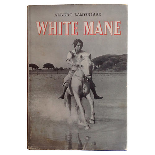 White Mane, 1st Ed