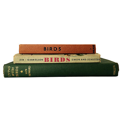 Birds of England and United States, S/3