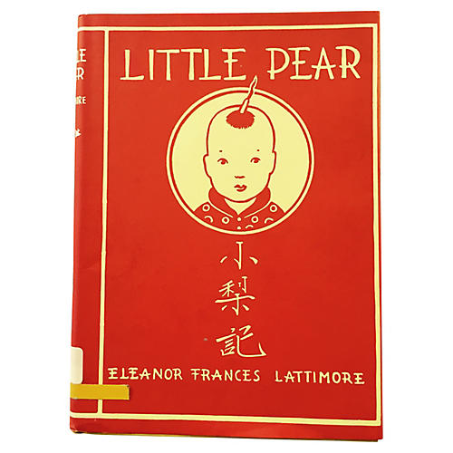 Little Pear, 1931 First Edition