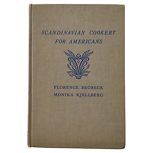 Scandinavian Cookery for Americans, 1948