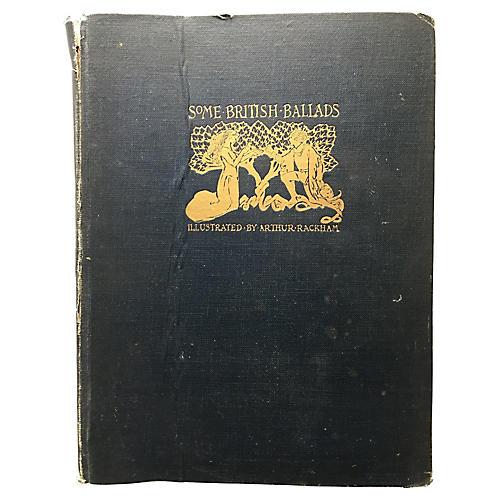Some British Ballads, Arthur Rackham