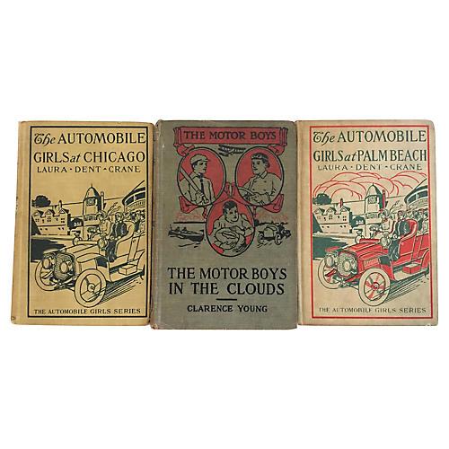 Automobile Girls & Motor Boys, S/3