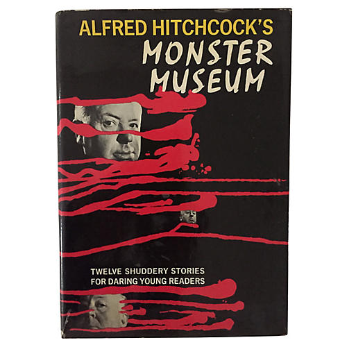 Alfred Hitchcock's Monster Museum