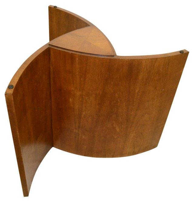Radius Coffee Table Base by V. Kagan