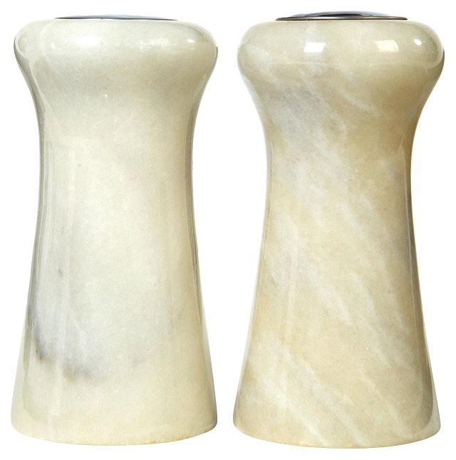 Onyx Shakers, Pair