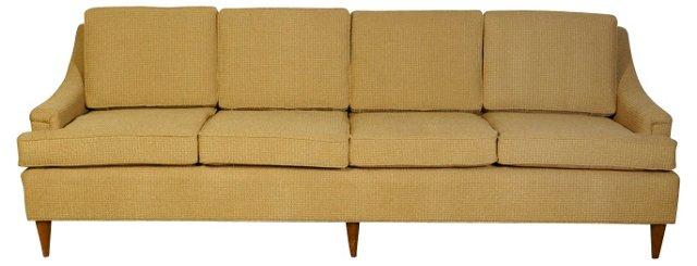 1960s 4-Seat Sofa