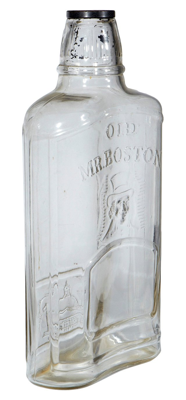 Old Mr. Boston Store Display Bottle