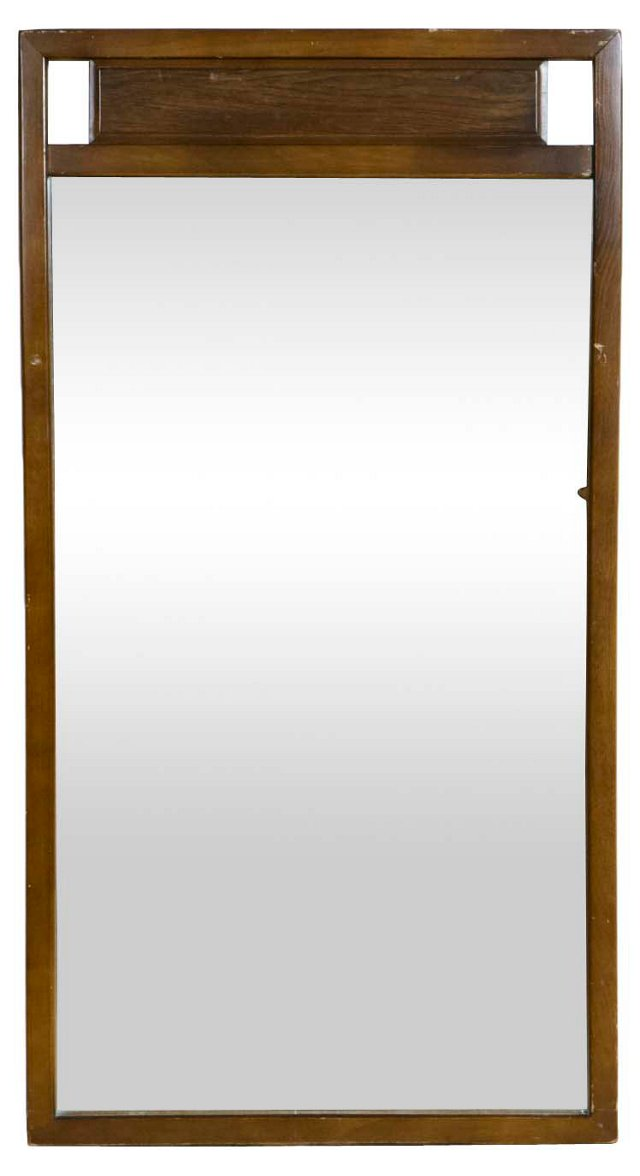 1960s Open-Design Mirror