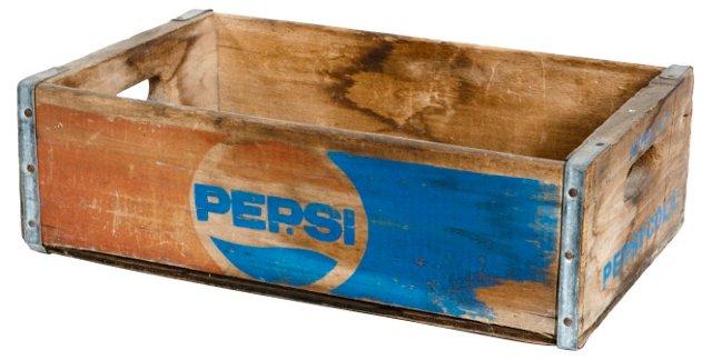 1950s Soda Crate