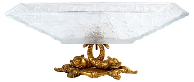Gilt     French Compote