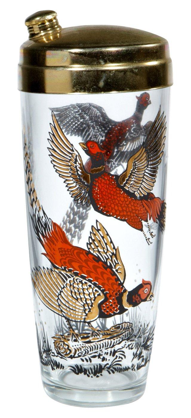 1960s Pheasant Shaker