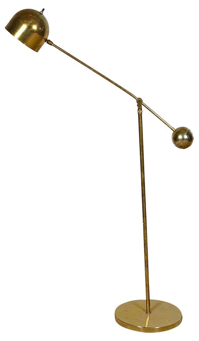 Sonneman-Style Floor Lamp