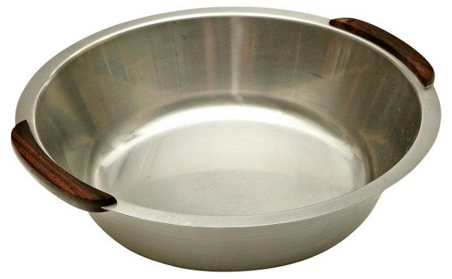 Danish Stainless Bowl