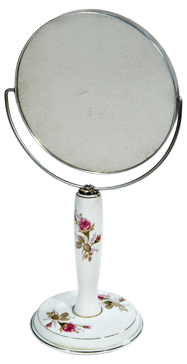 Floral Vanity Top Mirror
